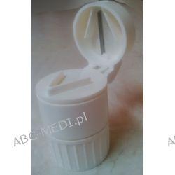 Uniwersalna kruszarka, gilotyna i pojemnik do leków 3 w 1 - MED COMFORT - Art. nr L-09165