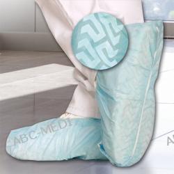 OCHRANIACZE MEDYCZNE JEDNORAZOWE na obuwie z antypoślizgową powierzchnią Odzież ochronna