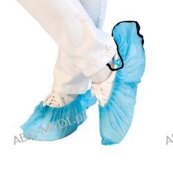 OCHRANIACZE MEDYCZNE JEDNORAZOWE na obuwie z antypoślizgową powierzchnią PP z taśmą antystatyczną (ESD), do HYGOMATU art. nr 28602H