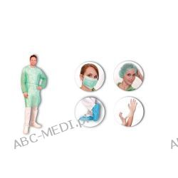 Zestaw ochronny MRSA II przeciw infekcji - 1 kpl. Chusty i apaszki