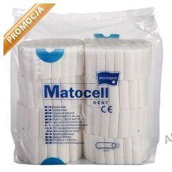 Wałeczki stomatologiczne celulozowe MATOCELL DENT średnica 11 mm - 250 g