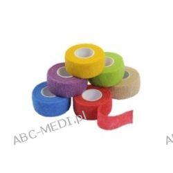 Szybkowiążący plaster JOY2PROTECT - 2 x 4,5 cm (2 rolki) - kolor niebieski