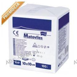Kompresy z włókniny Matovlies niejałowe 10x10cm; 7,5x7,5 cm; 5x5 cm, 1 opak. a `100 szt. Chusty i apaszki