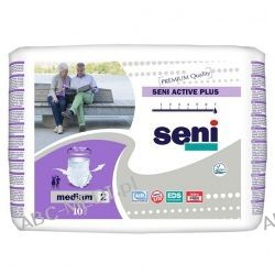 Majtki chłonne Seni Active Plus (2) Medium 10szt. Materiały higieniczne
