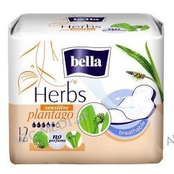 Podpaski Bella Herbs z babką lancetowatą - opak. 12 szt. Chusty i apaszki