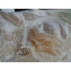 Conture Belle ® biustonosze koronkowe Lola - biały, 80C, z dwiema kieszonkami