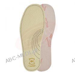 WKŁADKI FILIPPE KID rozm. 22-29 i 30-37 - zapobiegają płaskostopiu podłużnemu i korygują zniekształcenie stopy. Sandałki