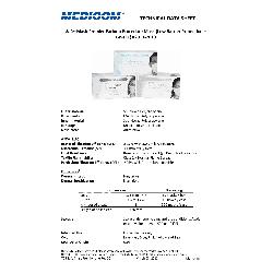 3-warstwowa maseczka ochronna na twarz Premier Elite MEDICOM