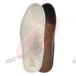MO283 - NICOLO dla osób z płaskostopiem podłużnym z supinacją pięty Sandałki