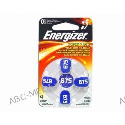 BATERIE ENERGIZER 675 do aparatu słuchowego BLISTER A`4 SZT. Baterie