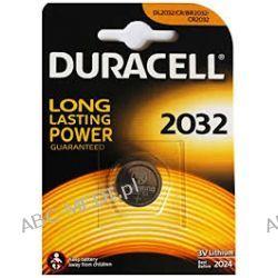 BATERIE DURACELL 2032 do glukometru - 1 sztuka Chusty i apaszki