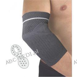 3910 Opaska na łokieć z silikonowymi pelotami Comfort® Orthocare Sprzęt rehabilitacyjny i ortopedyczny