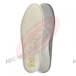 MO305 - ATOMIC Komfortowe wkładki dla stóp wrażliwych z płaskostopiem podłużnym, podpierające sklepienie podłużne Pozostałe