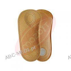 MO300 - LATINO Latino 2/3 zapobiegają opadaniu sklepienia podłużnego i poprzecznego stopy.