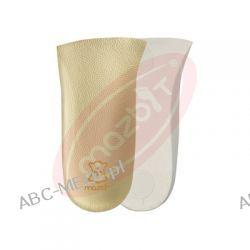 MO440 - MATTEO Wkładki 2/3 dla dorosłych. Przeznaczone dla stóp z płaskostopiem podłużnym i poprzecznym. Chusty i apaszki