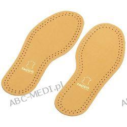Tacco Luxus wkładka skórzana do butów Chusty i apaszki