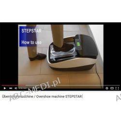 Urządzenie STEPSTAR z ochronną folią na obuwie - 88815 Chusty i apaszki