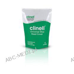 CLINELL- Nakładka dezynfekcyjna na mopa płaskiego CLINELL Uniwersal - 1 szt. Chusty i apaszki