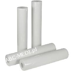 Podkłady w rolce - celulozowe medyczne jednorazowe szerokość 50cm Sprzęt i urządzenia do masażu