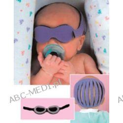 Okularki WeeSpecs Philips do fototerapii dla dzieci  Zdrowie i higiena