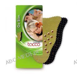 Wkładki do butów Tacco GO SLIM skórzane męskie Chusty i apaszki