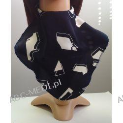 Osłona w formie apaszki ABC-MEDI - dla osób po tracheotomii i laryngektomii model 9910 Odzież, Obuwie, Dodatki