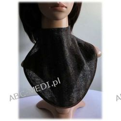 Osłona w formie apaszki ABC-MEDI - dla osób po tracheotomii i laryngektomii model 12465 Odzież, Obuwie, Dodatki