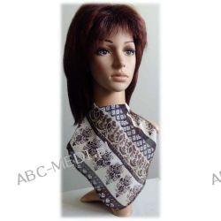 Osłona w formie apaszki ABC-MEDI - dla osób po tracheotomii i laryngektomii model ZOR-WZ/007 Odzież, Obuwie, Dodatki