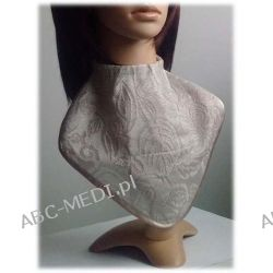 Osłona w formie apaszki ABC-MEDI - dla osób po tracheotomii i laryngektomii model 4758 Odzież, Obuwie, Dodatki
