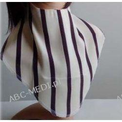 Osłona w formie apaszki ABC-MEDI - dla osób po tracheotomii i laryngektomii model 13184-0599 Odzież, Obuwie, Dodatki