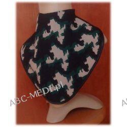 Osłona w formie apaszki ABC-MEDI - dla osób po tracheotomii i laryngektomii model 7867 Odzież, Obuwie, Dodatki