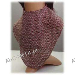 Osłona w formie apaszki ABC-MEDI - dla osób po tracheotomii i laryngektomii model 13731-A75 Odzież, Obuwie, Dodatki