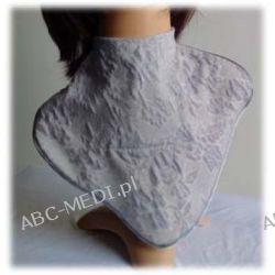 Osłona w formie apaszki ABC-MEDI - dla osób po tracheotomii i laryngektomii model 9549 Odzież, Obuwie, Dodatki