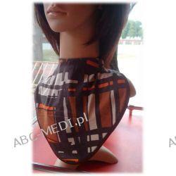 Osłona w formie apaszki ABC-MEDI - dla osób po tracheotomii i laryngektomii model 2604-PX30 Odzież, Obuwie, Dodatki