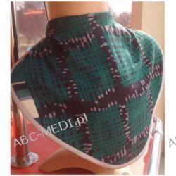 Osłona w formie apaszki ABC-MEDI - dla osób po tracheotomii i laryngektomii model 5385 Odzież, Obuwie, Dodatki