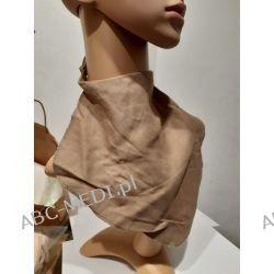 Osłona w formie apaszki ABC-MEDI - dla osób po tracheotomii i laryngektomii model BNX-123 Odzież, Obuwie, Dodatki