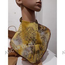 Osłona w formie apaszki ABC-MEDI - dla osób po tracheotomii i laryngektomii model CH-YE Odzież, Obuwie, Dodatki