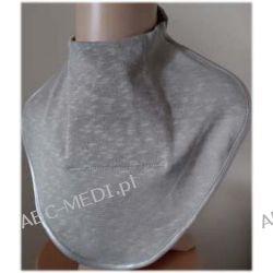 Osłona w formie apaszki ABC-MEDI - dla osób po tracheotomii i laryngektomii model 10142 Odzież, Obuwie, Dodatki