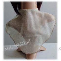 Osłona w formie apaszki ABC-MEDI - dla osób po tracheotomii i laryngektomii model 6080 Odzież, Obuwie, Dodatki