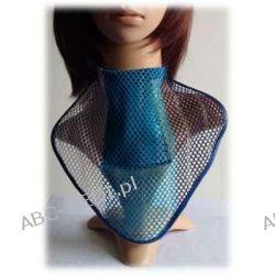 Osłona w formie apaszki ABC-MEDI - dla osób po tracheotomii i laryngektomii model 13485-0831 Odzież, Obuwie, Dodatki