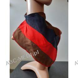 Osłona w formie apaszki ABC-MEDI - dla osób po tracheotomii i laryngektomii model PASY-CZ/BR Odzież, Obuwie, Dodatki