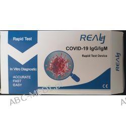 Test do szybkiego wykonania badania 2019-nCOV/COVID-19 IgG/IgM Zdrowie, medycyna