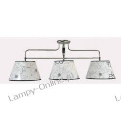 ALLADYN DALIA - LAMPA 3 PŁOMIENNA - ZKM-970/N-W