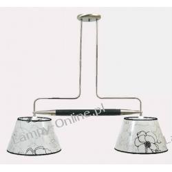 ALLADYN DALIA - LAMPA 2 PŁOMIENNA - ZKM-974/N-W
