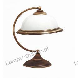 LAMPA STOŁOWA ALLADYN PATYNA SM-453 1x60W