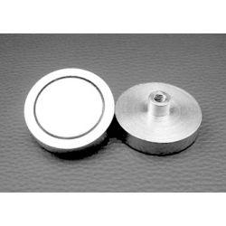Uchwyt magnetyczny - UM 40 x 8,5 x 15 / M6w / Neodymowy...