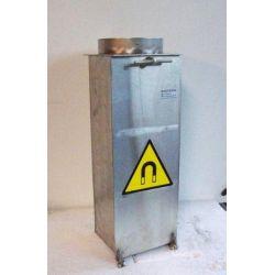 Separator progowy podwieszany 160 x 160 x 540 / N...