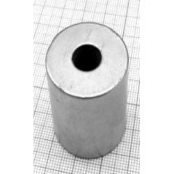 MAGNES NEODYMOWY Pierścieniowy 28x10x30 mm N42...