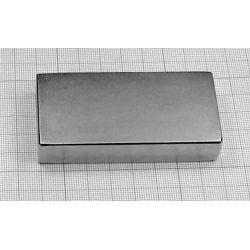 MAGNES NEODYMOWY Płytkowy 80x40x15mm N42...