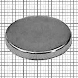 MAGNES NEODYMOWY Walcowy 25x3 mm N42...